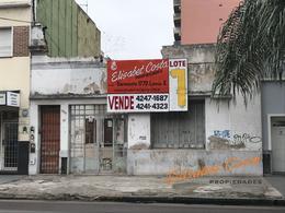 Foto Terreno en Venta en  Lanús Este,  Lanús  Av Pte D. F. Sarmiento al 1700