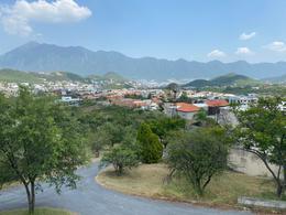 Foto Terreno en Venta en  Hacienda Los Encinos,  Monterrey  TERRENO EN VENTA LOS AZULEJOS ZONA CARRETERA NACIONAL MONTERREY