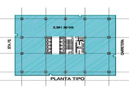 Foto Oficina en Renta en  El Yaqui,  Cuajimalpa de Morelos  Edificio Porsche en Renta en Espacio Santa Fe, El Yaqui, Cuajimalpa de Morelos D.F.