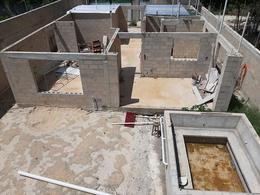 Foto Terreno en Venta en  Colegios,  Cancún  TERRENO CON CONSTRUCCIÓN EN VENTA EN CANCUN EN COLONIA COLEGIOS