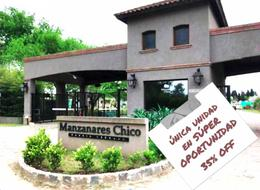 Foto Departamento en Venta en  Manzanares Chico,  Countries/B.Cerrado (Pilar)  Bartolomé Mitre al 400