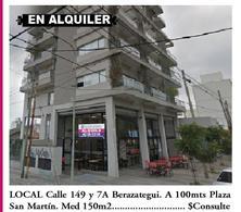 Foto Local en Alquiler en  Berazategui,  Berazategui  calle 149 esquina 7 A