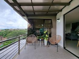 Foto Casa en condominio en Venta en  Escazu ,  San José  Escazú / 252m2 /3 habitaciones + mezzanine + servicio / 2 Terrazas / Vista