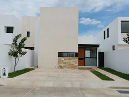 Foto Casa en Venta en  Pueblo Cholul,  Mérida  CASA EN VENTA EN PRIVADA GARDENA - BEGONIA