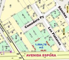 Foto thumbnail Terreno en Venta en  Adrogue,  Almirante Brown  AVENIDA ESPORA al 300, entre Amenedo y Los Plátanos