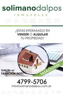 Foto Terreno en Venta en  Barrio Vicente López,  Vicente López  Av Maipu al 300