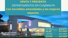 Foto Departamento en Venta en  Manzanastitla,  Cuajimalpa de Morelos  PRE-VENTA DEPARTAMENTO EN CUAJIMALPA CON AMENIDADES DE LUJO , CERCA SANTA FE, CDMX
