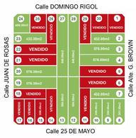 Foto Terreno en Alquiler en  Pila,  Pila  Juan M de Rosas e/ Av. 25 de Mayo y Domingo Rigol al 100