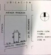 Foto Terreno en Venta en  Balvanera ,  Capital Federal  Hipolito Irigoyen  al 3200