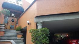 Foto Casa en Renta en  Bosque de las Lomas,  Miguel Hidalgo  Ahuehuetes Sur, Loft a la renta en conjunto de casas, entrada ind.  (VW)
