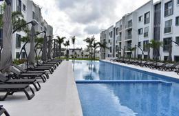 Foto Departamento en Venta en  Cancún ,  Quintana Roo  Departamento en venta dentro de Residencial Long Island