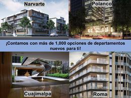 Foto Departamento en Venta en  Condesa,  Cuauhtémoc  DEPARTAMENTO EN PRE-VENTA COL. CONDESA, EXCELENTE UBICACION
