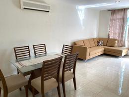 Foto Casa en condominio en Renta en  Santa Fe,  Cancún  Cancun Casa en RENTA Amueblada - Residencial  Santa Fe