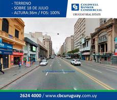 Foto Terreno en Venta en  Centro (Montevideo),  Montevideo  Centro