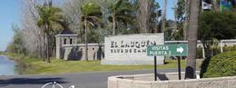 Foto Terreno en Venta en  El Lauquen,  Countries/B.Cerrado (E. Echeverría)  Último Lote en El Lauquen. Excelente Ubicación