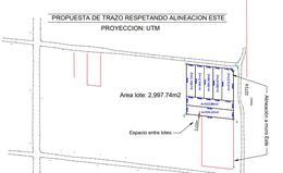Foto Terreno en Venta en  Temozon Norte,  Mérida  7 lotes en venta Temozón Norte, calle pavimentada, servicios en la zona Temozon Norte