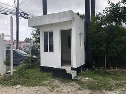 Foto Terreno en Renta en  Benito Juárez ,  Quintana Roo  AMPLIA BODEGA CON OFICINAS Y PATIO EN RENTA, UBICADO EN LA CARRETERA CANCUN- AEROPUERTO