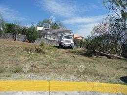 Foto Terreno en Venta en  Fraccionamiento Hacienda Tetela,  Cuernavaca   VENTA TERRENO EN PRIVADA CON VISTA PANORÁMICA EN CUERNAVACA - T16
