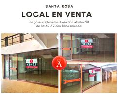 Foto Local en Venta en  Santa Rosa,  Capital  Avenida San Martin al 700