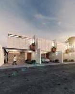 Foto Casa en Venta en  Temozon Norte,  Mérida  Casas al norte de Mérida de dos habitaciones, con cuarto de servicio y alberca