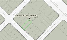 Foto Terreno en Venta en  V.Bonich,  General San Martin  RONDEAU N° al 3600
