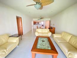 Foto Departamento en Renta en  El Table,  Cancún  elm table isla del dol amueblado