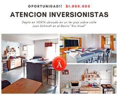 Foto Departamento en Alquiler | Venta en  Río Atuel,  Santa Rosa  Barrio Atuel - Schmidt