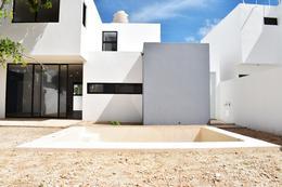 Foto Casa en Venta en  Conkal ,  Yucatán  Casa en Maeba, Modelo P