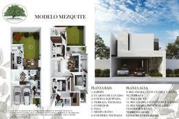 Foto Casa en Venta en  Fraccionamiento Los Calicantos,  Aguascalientes  Casa en Preventa en Exclusivo Condominio al Norte (Mezquite)