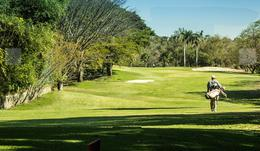 Foto Terreno en Venta en  Club de Golf Santa Fe,  Xochitepec  Terreno frente al green Venta Club de Golf Santa Fe M15 L5