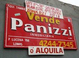 Foto Terreno en Venta en  Lomas de Zamora Oeste,  Lomas De Zamora  PEREYRA LUCENA 562