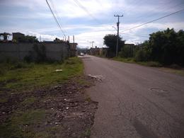 Foto Terreno en Venta en  Río Florido,  Morelia  COL. RIO FLORIDO CALLE AZAFRAN ESQ. CON CALLE COLIFLOR