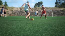 Foto Terreno en Venta en  Costa Esmeralda,  Punta Medanos  Senderos III 201