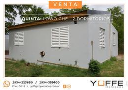 Foto Quinta en Alquiler temporario | Venta en  Lowo Ché,  Toay  Lowo Ché