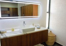 Foto Casa en Venta en  Residencial El Bambú,  Solidaridad  CASA EN VENTA 4 REC. ALBERCA Y SEGURIDAD