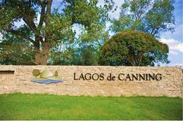Foto Terreno en Venta en  Lagos de Canning,  Countries/B.Cerrado (E. Echeverría)  OPORTUNIDAD Lagos de Canning
