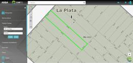 Foto Terreno en Venta en  La Plata ,  G.B.A. Zona Sur  67 E/ 1 y 2