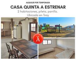 Foto Quinta en Alquiler temporario | Alquiler en  Toay ,  La Pampa  Toay