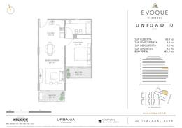 Foto thumbnail Departamento en Venta en  Villa Urquiza ,  Capital Federal  AV. OLAZABAL ESQ. AV. TRIUNVIRATO 8º 10