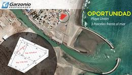 Foto Terreno en Venta en  Playa Union,  Rawson  Lotes frente al mar Playa Union