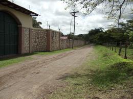 Foto Terreno en Venta en  El Zamoranito,  San Antonio de Oriente  TERRENO EL ZAMORANO, Francisco Morazán