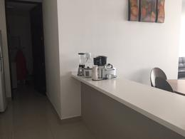 Foto Departamento en Renta en  Santa Fe Cuajimalpa,  Cuajimalpa de Morelos  City Sta Fe departamento en renta amueblado y equipado (GR)