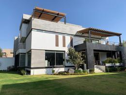 Foto Casa en Renta en  San Mateo Tlaltenango,  Cuajimalpa de Morelos  ESPECTACULAR CASA EN CUMBRES DE SANTA FE, GRAN JARDÍN