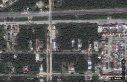 Foto Terreno en Venta en  Región 519,  Cancún  Terreno Comercial venta Av. Las Torres Cancun