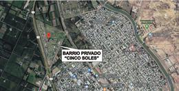 Foto Terreno en Venta en  Cinco Saltos,  General Roca  Barrio Privado Cinco Soles