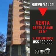 Foto Departamento en Venta en  Villa Pueyrredon ,  Capital Federal          Av. Salvador María del Carril al 2500