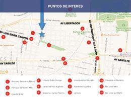 Foto Oficina en Venta | Alquiler en  Belgrano ,  Capital Federal  Luis Maria Campos al 800 y Maure.