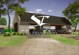 Foto Terreno en Venta en  Rio Ceballos ,  Cordoba  Lote esquina 620m2 en venta San Francisco Aut E53