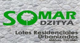 Foto Terreno en Venta en  Pueblo Dzitya,  Mérida  Terreno Somar en Dzitya (240M2)
