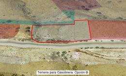 """Foto Terreno en Venta en  Nogales ,  Sonora  VENTA DE TERRENOS PARA GASOLINERAS EN NOGALES, SONORA. OPCIÓN """"B"""", PROYECTO PUERTA DE ANZA."""